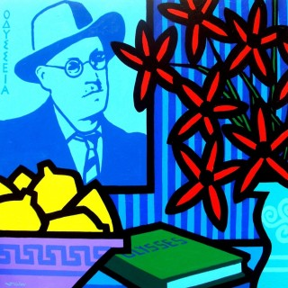 Homage To James Joyce SOLD OUT