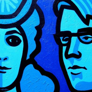 Maud Gonne and W.B. Yeats