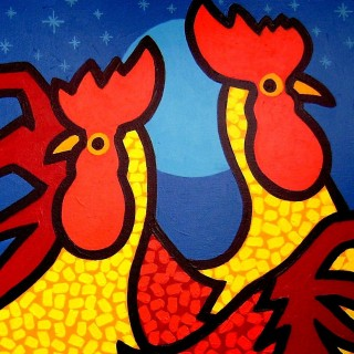 Rooster Duet