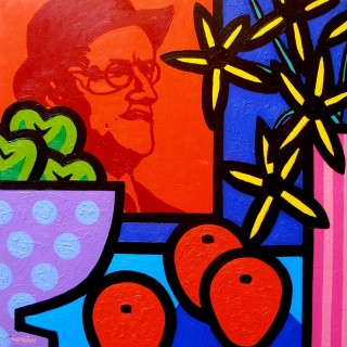Still Life With James Joyce SOLD OUT