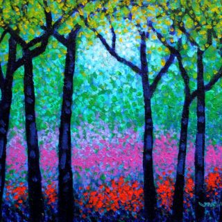 SOLD OUT 7 Trees - High Quality Giclee Print 17