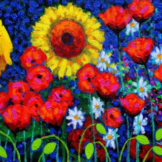 SOLD OUT Summer Cluster - High Quality Giclee print 17