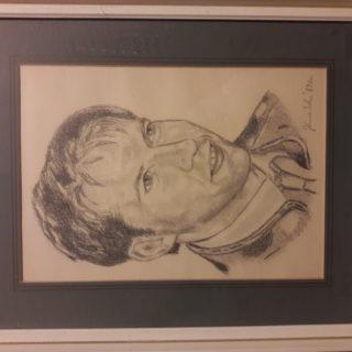 Portrait of a friend 1987