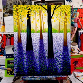 Bluebell Carpet - Project 2