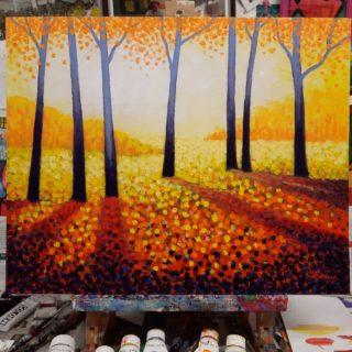 Seven Purple Trees - Project 4