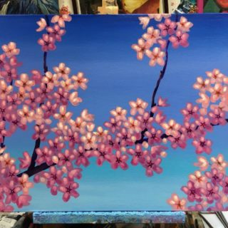 Cherry Blossoms - Project 11